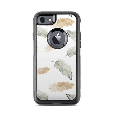 OtterBox Commuter iPhone 7 Case Skin - Feathers