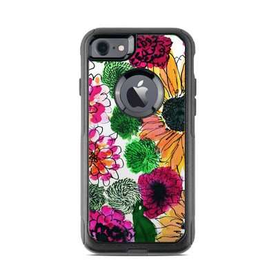 OtterBox Commuter iPhone 7 Case Skin - Fiore