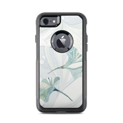 OtterBox Commuter iPhone 7 Case Skin - Floating Gingko