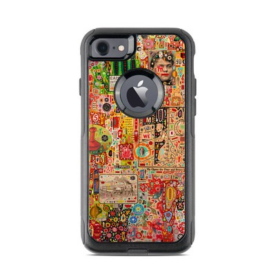 OtterBox Commuter iPhone 7 Case Skin - Flotsam And Jetsam