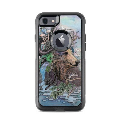 OtterBox Commuter iPhone 7 Case Skin - Forest Warden