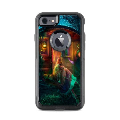 OtterBox Commuter iPhone 7 Case Skin - Gypsy Firefly