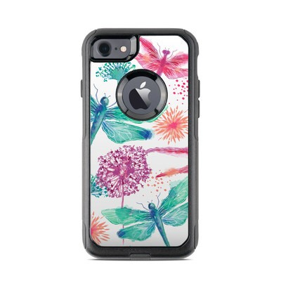 OtterBox Commuter iPhone 7 Case Skin - Gossamer