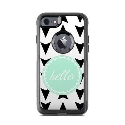 OtterBox Commuter iPhone 7 Case Skin - Greetings