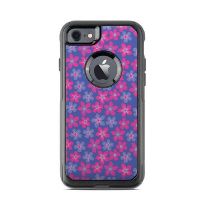 OtterBox Commuter iPhone 7 Case Skin - Hibiscus