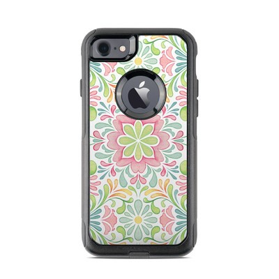 OtterBox Commuter iPhone 7 Case Skin - Honeysuckle