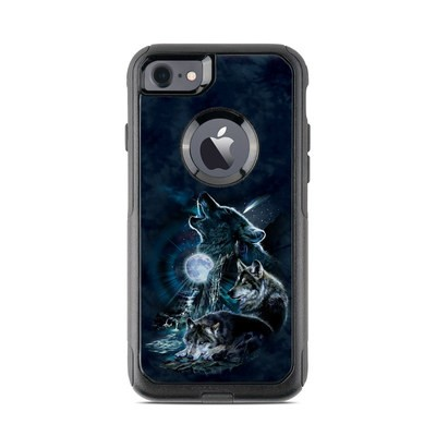 OtterBox Commuter iPhone 7 Case Skin - Howling