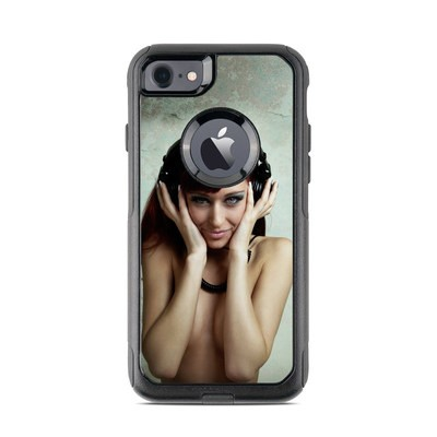 OtterBox Commuter iPhone 7 Case Skin - Headphones