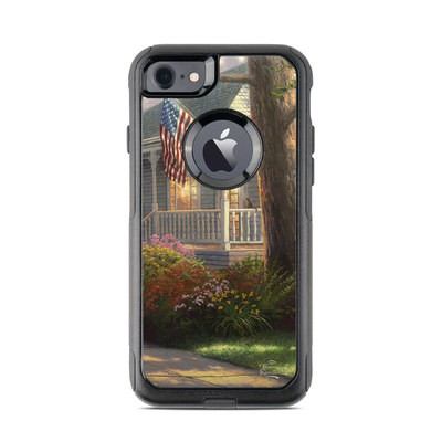 OtterBox Commuter iPhone 7 Case Skin - Hometown Pride