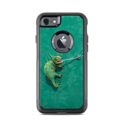 OtterBox Commuter iPhone 7 Case Skin - Iguana