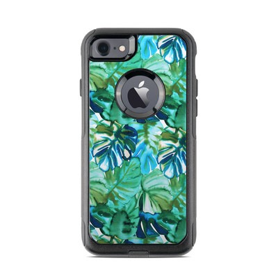 OtterBox Commuter iPhone 7 Case Skin - Jungle Palm