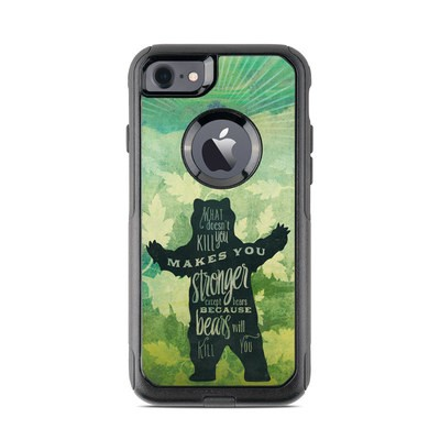 OtterBox Commuter iPhone 7 Case Skin - What Doesnt Kill You