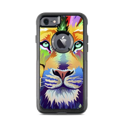 OtterBox Commuter iPhone 7 Case Skin - King of Technicolor