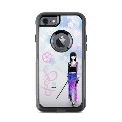 OtterBox Commuter iPhone 7 Case Skin - Kokeshi Haru