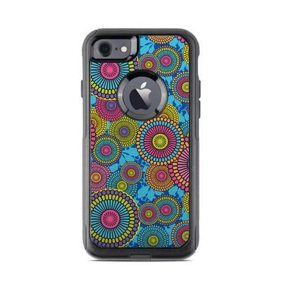OtterBox Commuter iPhone 7 Case Skin - Kyoto