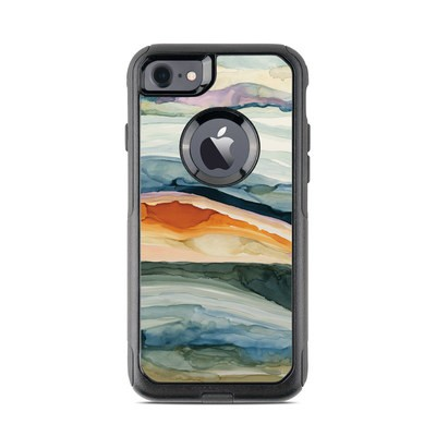 OtterBox Commuter iPhone 7 Case Skin - Layered Earth