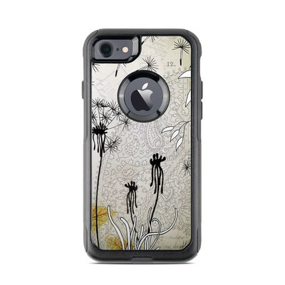 OtterBox Commuter iPhone 7 Case Skin - Little Dandelion