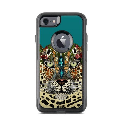 OtterBox Commuter iPhone 7 Case Skin - Leopard Queen