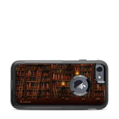 OtterBox Commuter iPhone 7 Case Skin - Library