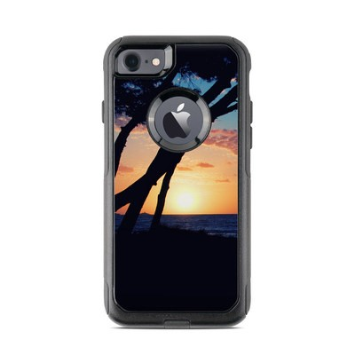OtterBox Commuter iPhone 7 Case Skin - Mallorca Sunrise