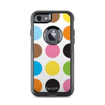 OtterBox Commuter iPhone 7 Case Skin - Multidot