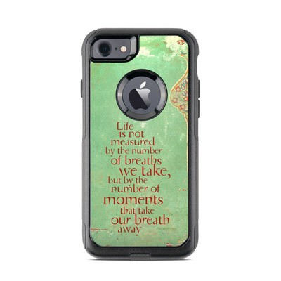 OtterBox Commuter iPhone 7 Case Skin - Measured