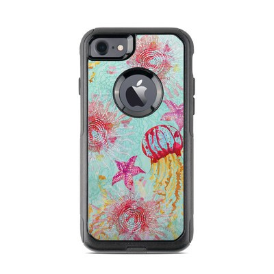 OtterBox Commuter iPhone 7 Case Skin - Meduzas