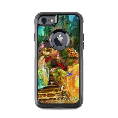 OtterBox Commuter iPhone 7 Case Skin - Midnight Fairytale