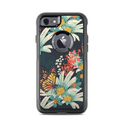 OtterBox Commuter iPhone 7 Case Skin - Monarch Grove