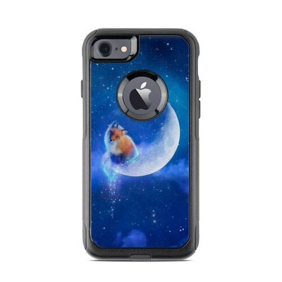 OtterBox Commuter iPhone 7 Case Skin - Moon Fox