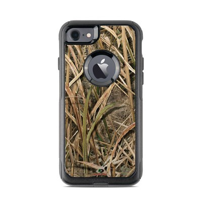 OtterBox Commuter iPhone 7 Case Skin - Shadow Grass Blades