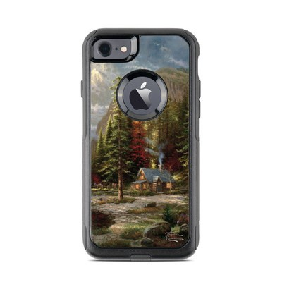 OtterBox Commuter iPhone 7 Case Skin - Mountain Majesty