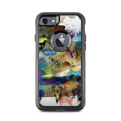 OtterBox Commuter iPhone 7 Case Skin - New Day
