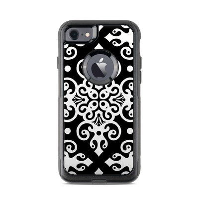 OtterBox Commuter iPhone 7 Case Skin - Noir