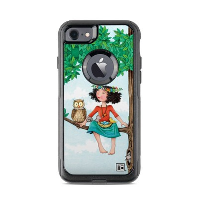 OtterBox Commuter iPhone 7 Case Skin - Never Alone