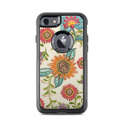 OtterBox Commuter iPhone 7 Case Skin - Olivia's Garden