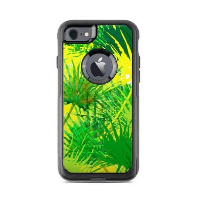 OtterBox Commuter iPhone 7 Case Skin - Palms