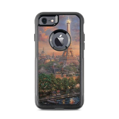 OtterBox Commuter iPhone 7 Case Skin - Paris City of Love