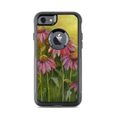 OtterBox Commuter iPhone 7 Case Skin - Prairie Coneflower