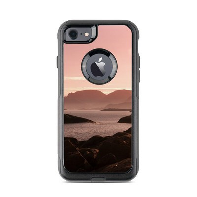 OtterBox Commuter iPhone 7 Case Skin - Pink Sea