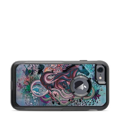 OtterBox Commuter iPhone 7 Case Skin - Poetry in Motion