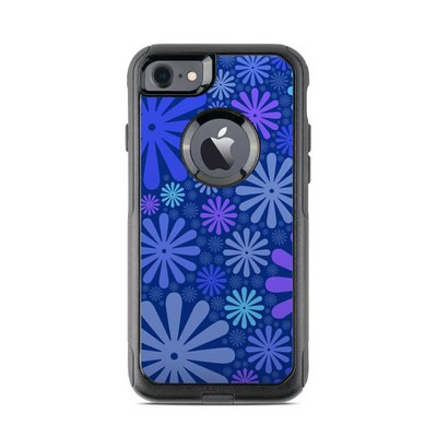 OtterBox Commuter iPhone 7 Case Skin - Indigo Punch