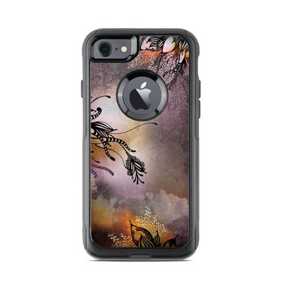 OtterBox Commuter iPhone 7 Case Skin - Purple Rain