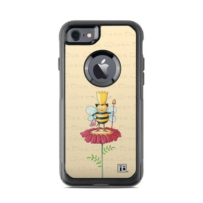 OtterBox Commuter iPhone 7 Case Skin - Queen Bee