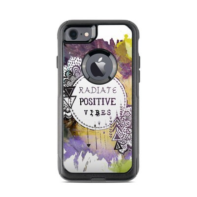 OtterBox Commuter iPhone 7 Case Skin - Radiate