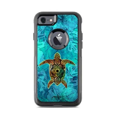 super popular e463a 3747b OtterBox Commuter iPhone 7 Case Skin - Sacred Honu