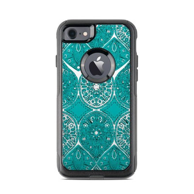 OtterBox Commuter iPhone 7 Case Skin - Saffreya