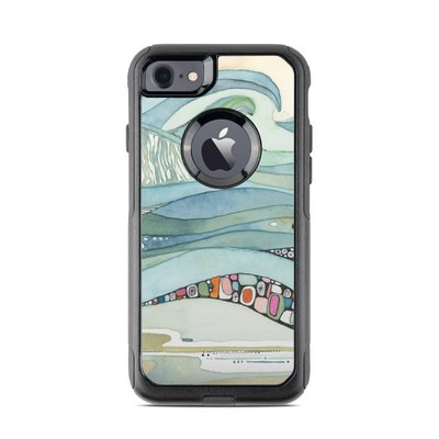 OtterBox Commuter iPhone 7 Case Skin - Sea of Love
