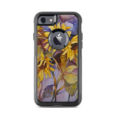 OtterBox Commuter iPhone 7 Case Skin - Sunflower