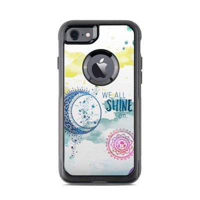 OtterBox Commuter iPhone 7 Case Skin - Shine On